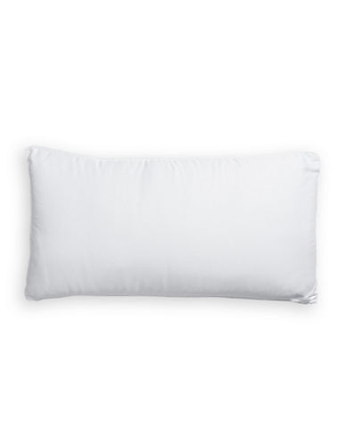 Distinctly Home 250 Thread-Count Hypoallergenic Firm Pillow-WHITE-Queen