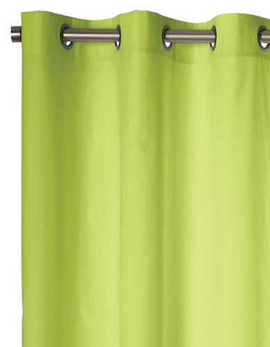 Dh Two-Pack Blackout Window Panel Set-LIME-63 inches