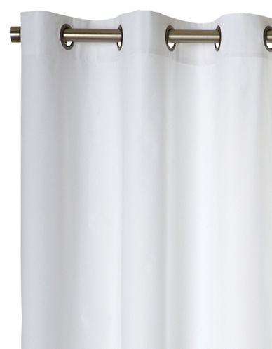 Dh Two-Pack Blackout Window Panel Set-WHITE-95 inches