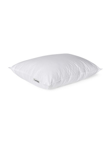 Sleepology Down Cloud 233 Thread Count Cotton Pillow-WHITE-Queen