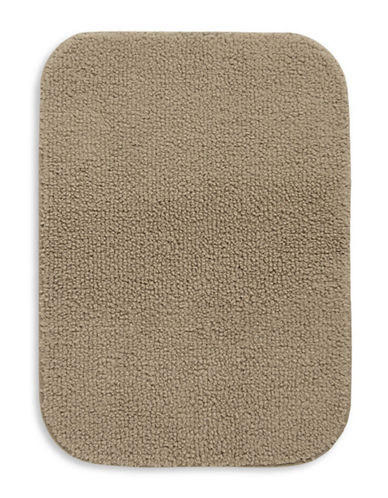 Essential Needs Creamy Nylon Bath Rug-STRING-One Size