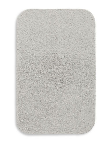 Essential Needs Bath Rug-QUIET GREY-One Size