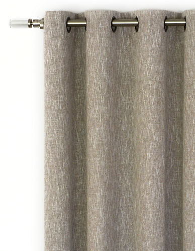Home Outfitters Sandlewood 96in Window Panel-BEIGE-95 inches