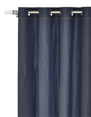 Home Outfitters Grommet Curtain-DENIM-95 inches