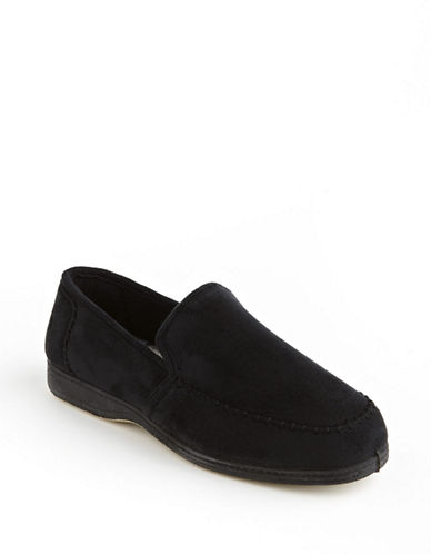Dockers Siesta Slippers-BLACK-11