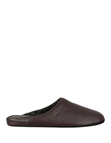Dockers Aristocrat Slippers-BROWN-10W