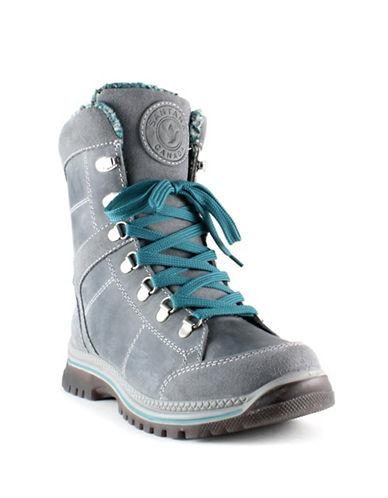 Santana Canada Marlie Weatherproof Boots-GREY-8