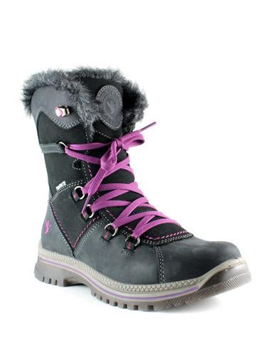 Santana Canada Majesta Weatherproof Boots-BLACK-6