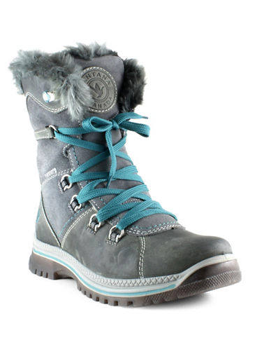 Santana Canada Majesta Weatherproof Boots-GREY-11