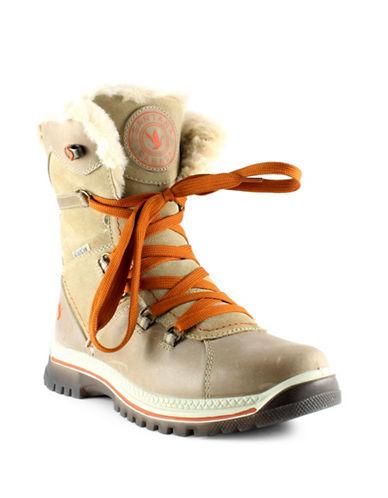 Santana Canada Majesta Weatherproof Boots-TAN-10
