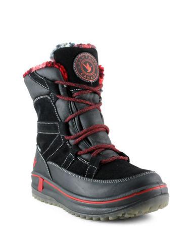 Santana Canada Pike Weatherproof Boots-BLACK-11
