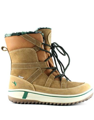 Santana Canada Pike Weatherproof Boots-WHEAT-10