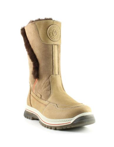 Santana Canada Seraphine Boots-CAMEL-10