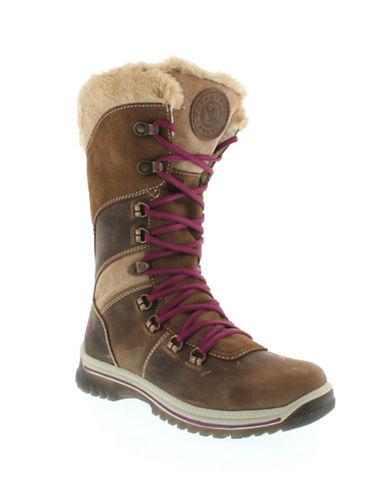 Santana Canada Morella Anti-Slip Alpine Boots-BEIGE-6