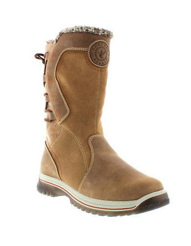 Santana Canada Mayer Boots-BROWN-6