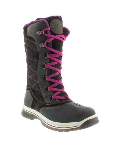 Santana Canada Mohawk Boots-BROWN-11