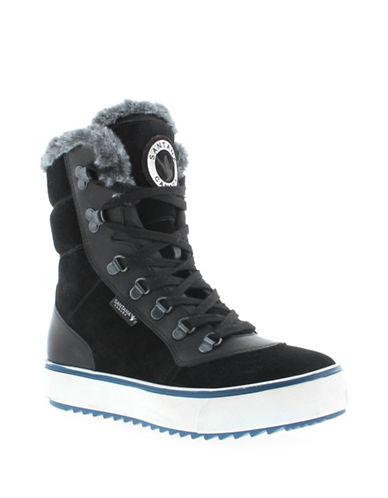 Santana Canada Mixx Winter Boots-BLACK-11