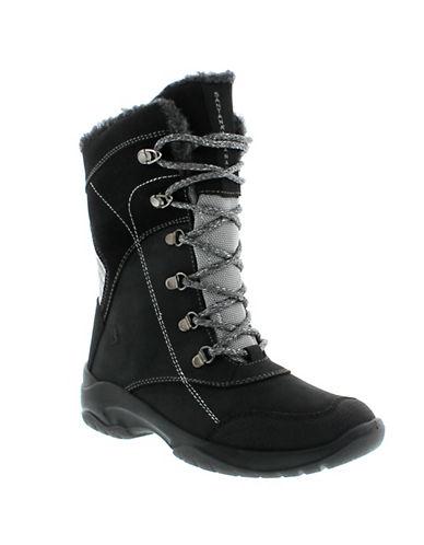 Santana Canada Topspeed Mid Boots-BLACK-7