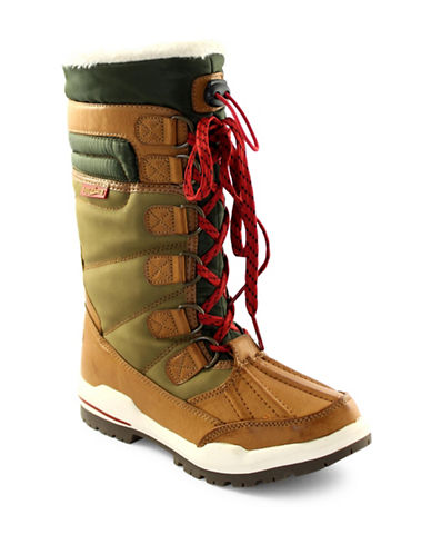 Aquatherm By Santana Canada Fleece-Lined Winter Boots-MUSHROOM-6