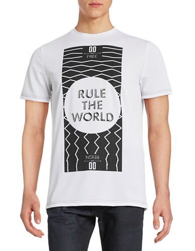 Rogue State Rule the World T-Shirt-WHITE-Medium 88364883_WHITE_Medium
