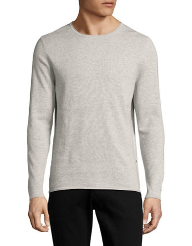 Nn07 Tom Crew Neck Sweater-GREY-Medium 89072648_GREY_Medium