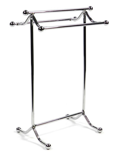 Columbia Old York Fingertip Towel Holder-SILVER-One Size