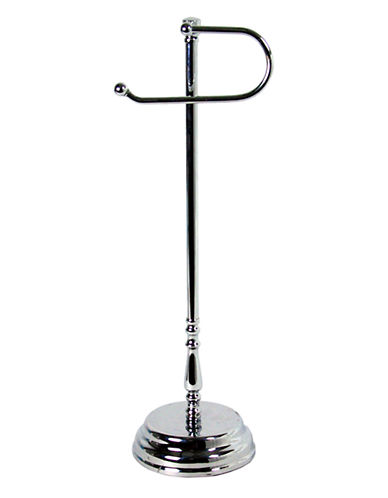 Columbia Kosmoluxe Toilet Paper Stand-SILVER-One Size