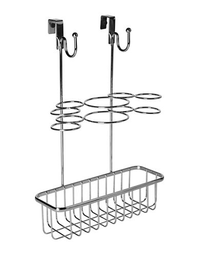 Columbia Stratford Over Door Organizer-CHROME-One Size