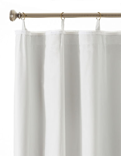 Home Studio Easy-Care Ultimate Curtain Liner-WHITE-45x77
