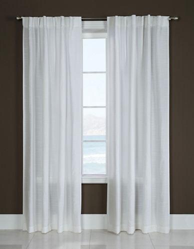 Distinctly Home Cite Drape-WHITE-84 inches