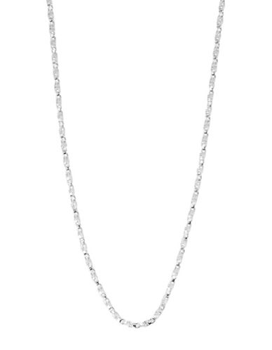 Expression Sterling Silver 24 Sterling Silver Twist Box Chain-SILVER-24