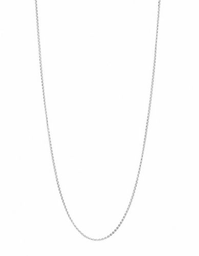 Expression Sterling Silver Sterling Silver Popcorn Chain-SILVER-One Size
