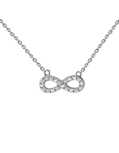 Expression Sterling Silver Sterling Silver Neckalce-SILVER-One Size