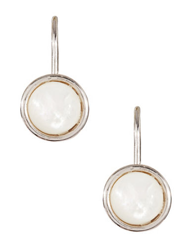 Expression Sterling Silver Sterling Silver Lever Back Earrings-SILVER-One Size