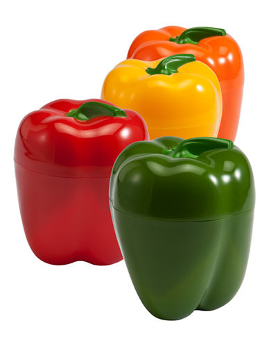 Classic Chef Four-Pack Pepper Savers-MULTI-One Size