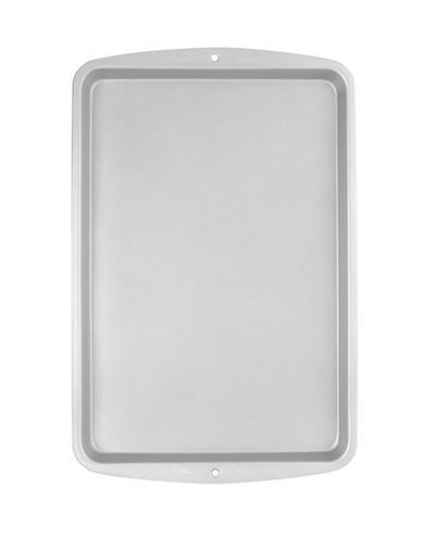Wilton 10X15X1In Jelly Roll Cookie Pan-SILVER-One Size