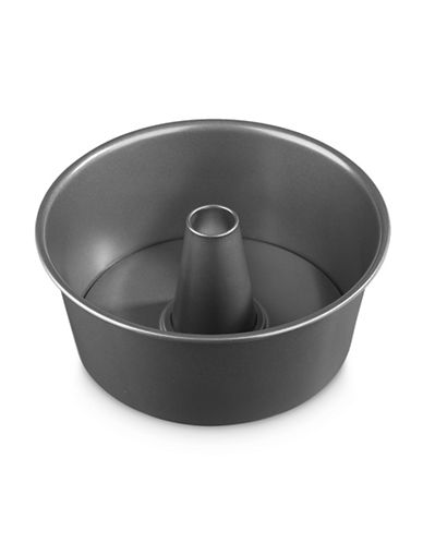 Wilton Non-Stick Angel Food Pan-CHARCOAL-One Size