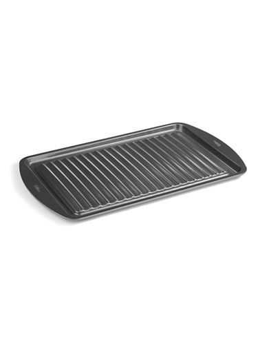 Wilton Premium Non-Stick Oven Griddle Pan-CHARCOAL-One Size