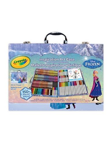 Crayola Frozen Inspiration Art Case-MULTI-One Size