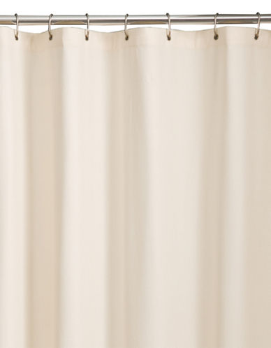 Maytex Embossed Shower Curtain Liner-BONE-One Size