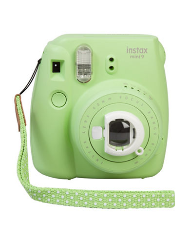 Instax Instax Mini 9 Instant Camera-GREEN-One Size