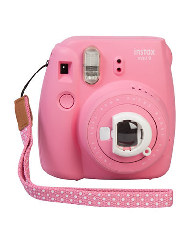 Instax Instax Mini 9 Instant Camera-PINK-One Size