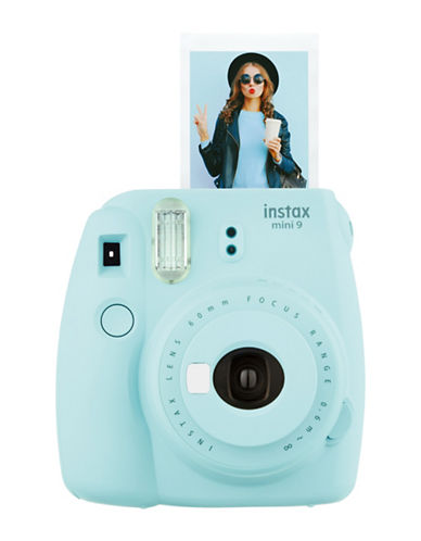 Instax Instax Mini 9 Instant Camera-LIGHT BLUE-One Size