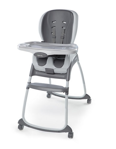 Ingenuity Slate SmartClean Trio High Chair-GREY-One Size