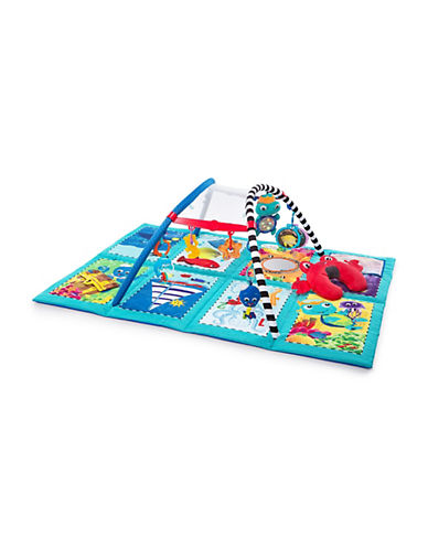 Baby Einstein Baby Einstein Jumbo Book Mat Play Gym-MULTI-One Size 89851585_MULTI_One Size