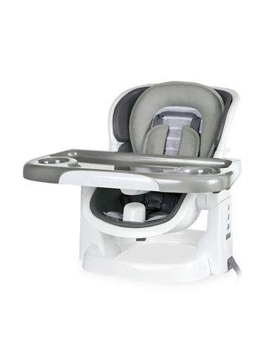 Ingenuity Boutique Collection Bella Teddy SmartClean Chairmate-GREY-One Size
