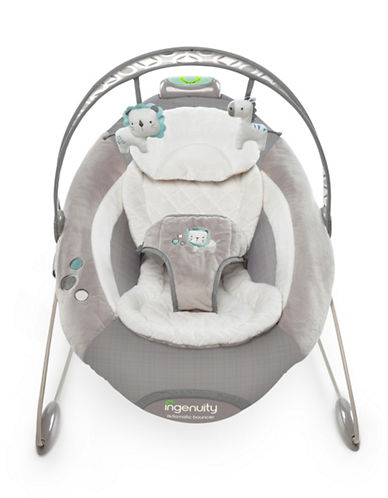 Ingenuity Orson SmartBounce Automatic Bouncer-ORSON-One Size