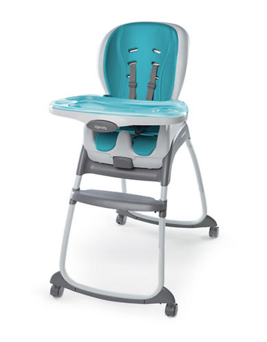Ingenuity Aqua SmartClean Trio High Chair-AQUA-One Size