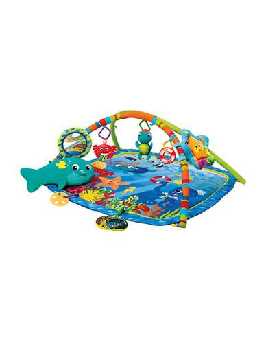 Baby Einstein Nautical Friends Play Gym-MULTI-Newborn