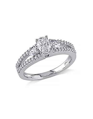 Concerto Multi-shape Diamonds 1 Total Carat Weight Engagement Ring-DIAMOND-5